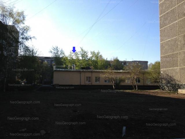 Адрес(а) на фотографии: улица Академика Бардина, 42, 42а, 48, Екатеринбург