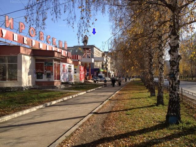 Адрес(а) на фотографии: улица Академика Бардина, 42, 48, Екатеринбург