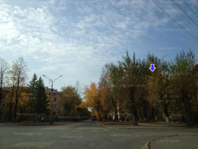 Адрес(а) на фотографии: улица Ломоносова, 25, Екатеринбург