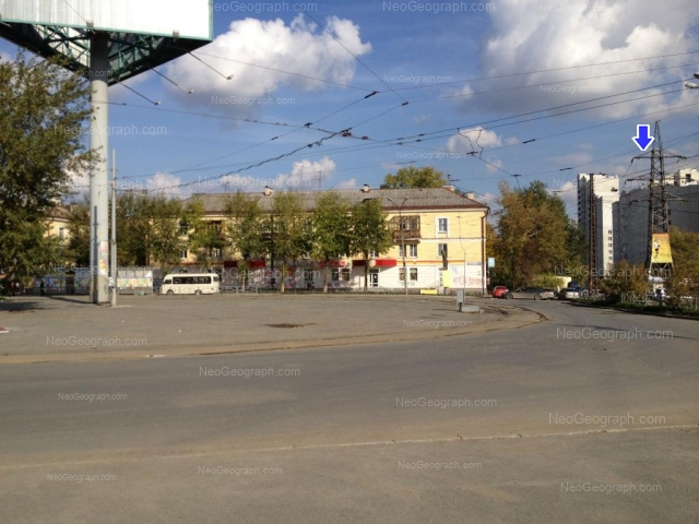 Адрес(а) на фотографии: улица 8 Марта, 179А, 179Б, 181 к4, 181 к5, Екатеринбург