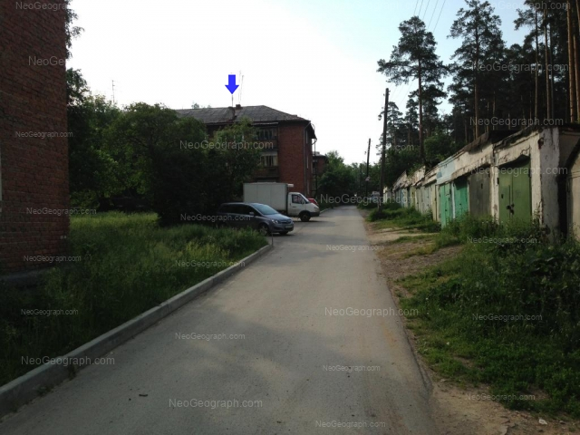 Address(es) on photo: Kirovgradskaya street, 69А, Yekaterinburg