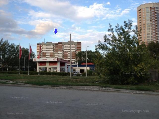 АЗС вблизи остановки Южная, Екатеринбург