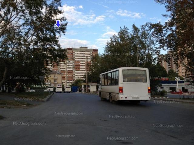 Адрес(а) на фотографии: улица 8 Марта, 179В, 181/2, Екатеринбург