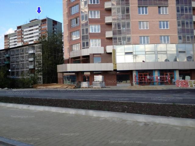 Адрес(а) на фотографии: улица 8 Марта, 179Г, 181/2, Екатеринбург