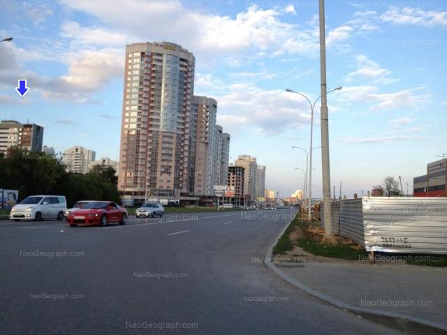 Адрес(а) на фотографии: улица 8 Марта, 181/2, Екатеринбург