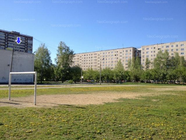 Адрес(а) на фотографии: проезд Решетникова, 10, 16, 18/1, 18/2, Екатеринбург