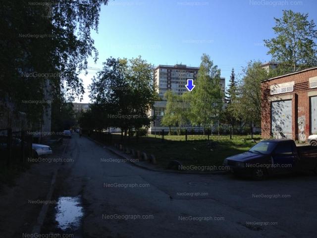 Адрес(а) на фотографии: проезд Решетникова, 10, 12, 16, Екатеринбург