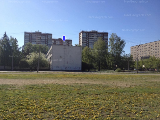 Адрес(а) на фотографии: проезд Решетникова, 10, 12, 14, 16, 18/1, Екатеринбург