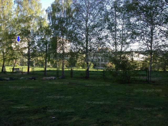 Адрес(а) на фотографии: проезд Решетникова, 5, 10, 14, 16, Екатеринбург