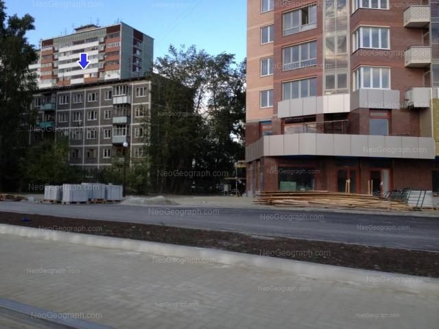 Адрес(а) на фотографии: улица 8 Марта, 179Г, 179К, 181/2, Екатеринбург