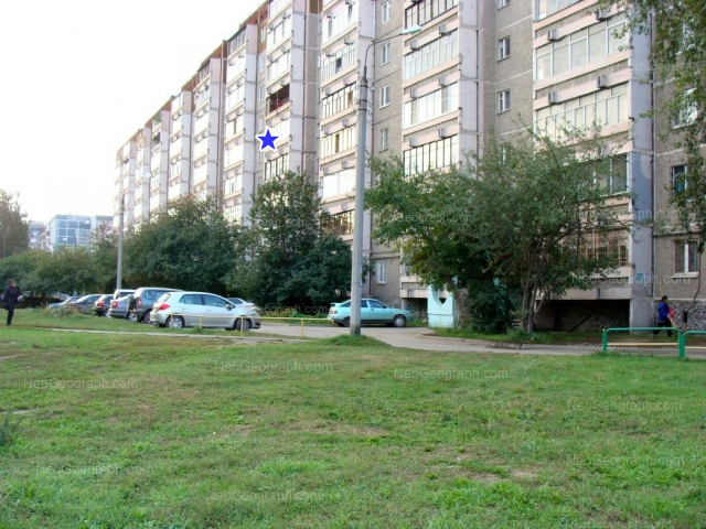 Адрес(а) на фотографии: улица Амундсена, 59, Екатеринбург