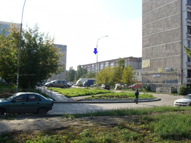 Адрес(а) на фотографии: улица Амундсена, 51А, 55/1, 57, 57А, 59, Екатеринбург