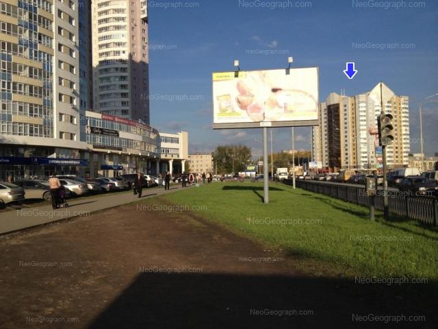 Адрес(а) на фотографии: улица Белинского, 171, 222, Екатеринбург