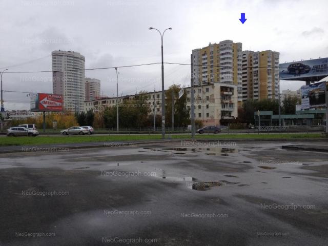 Адрес(а) на фотографии: улица Белинского, 171, 173, 222, 232, Екатеринбург
