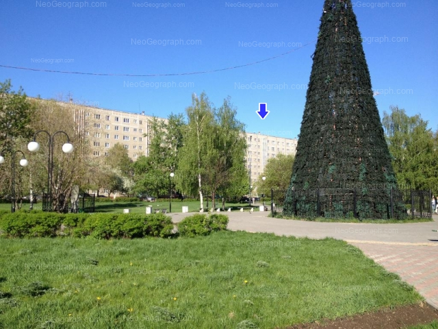 Адрес(а) на фотографии: улица Академика Бардина, 45, 47, Екатеринбург
