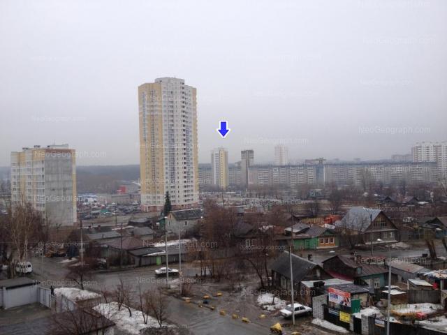 Адрес(а) на фотографии: Московская улица, 212/1, 212/2, 212/3, 281, Екатеринбург
