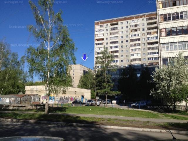 Адрес(а) на фотографии: проезд Решетникова, 14, 14А, 16, 18/1, Екатеринбург