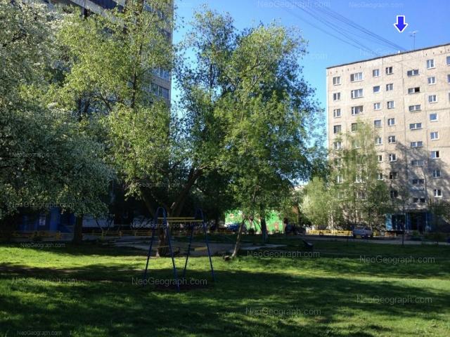 Адрес(а) на фотографии: проезд Решетникова, 16, 18/1, 20, Екатеринбург