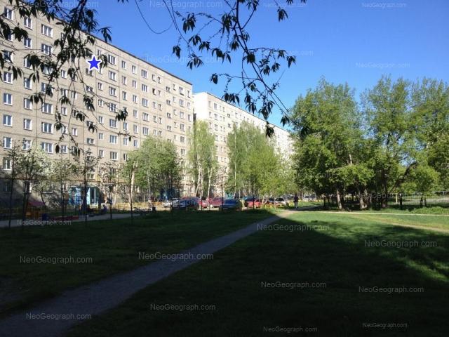 Адрес(а) на фотографии: проезд Решетникова, 18/1, 18/2, Екатеринбург