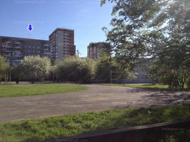 Адрес(а) на фотографии: проезд Решетникова, 14, 16, 18/1, 20, Екатеринбург