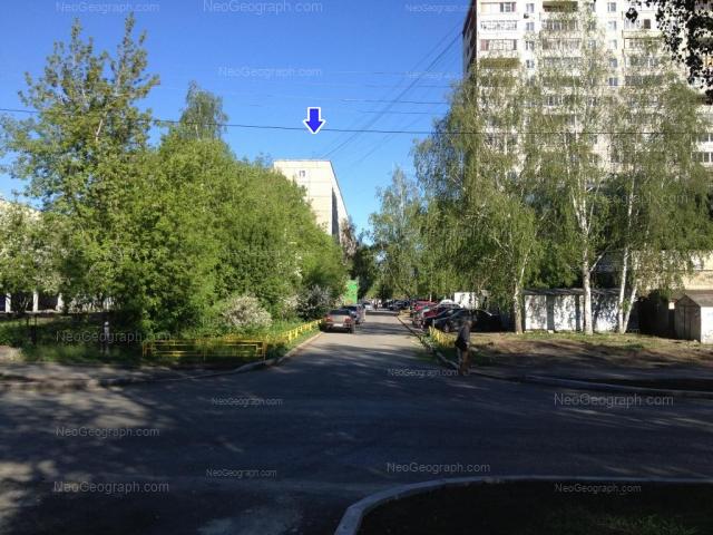 Адрес(а) на фотографии: проезд Решетникова, 14А, 16, 18/1, Екатеринбург
