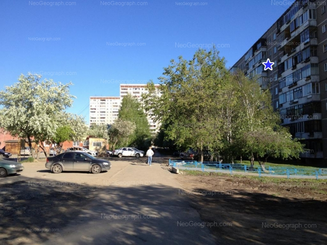Адрес(а) на фотографии: проезд Решетникова, 3, 14, 16, Екатеринбург