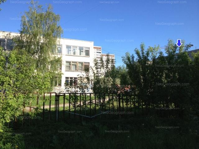 Адрес(а) на фотографии: проезд Решетникова, 3, 5, 12, 14, Екатеринбург