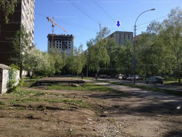Адрес(а) на фотографии: проезд Решетникова, 3, 14, Екатеринбург