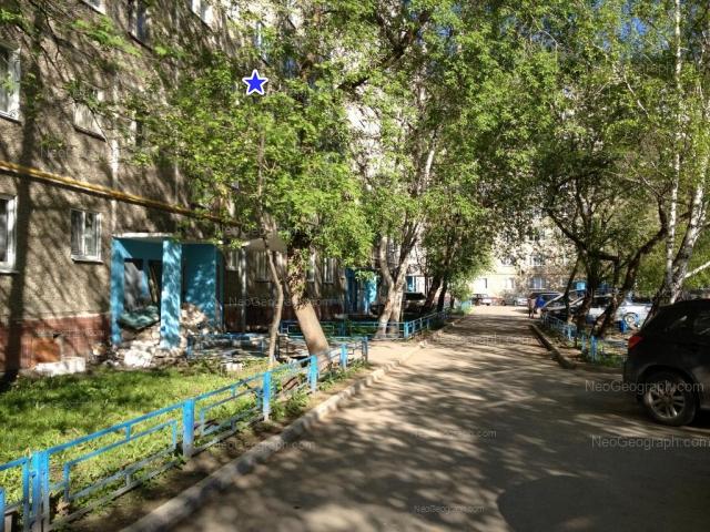 Адрес(а) на фотографии: проезд Решетникова, 3, 3А, Екатеринбург