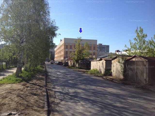 Address(es) on photo: Reshetnikova driveway, 22А, Yekaterinburg