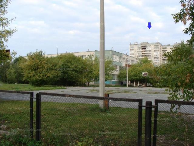 Адрес(а) на фотографии: бульвар Денисова-Уральского, 9А, 11, 13, Екатеринбург