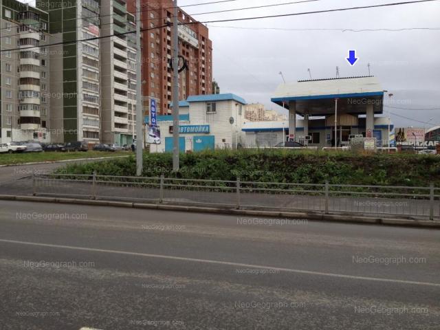 Адрес(а) на фотографии: улица Крестинского, 63, 65, 67, Екатеринбург