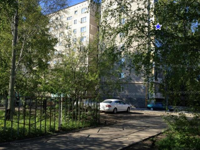 Адрес(а) на фотографии: проезд Решетникова, 7, 9, Екатеринбург