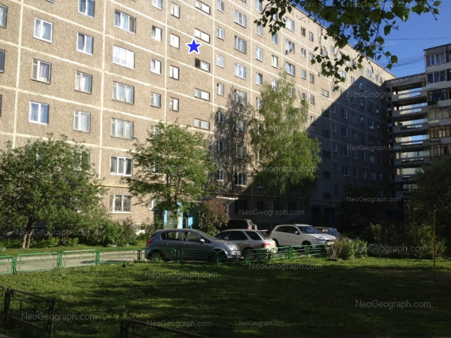 Адрес(а) на фотографии: проезд Решетникова, 9, Екатеринбург
