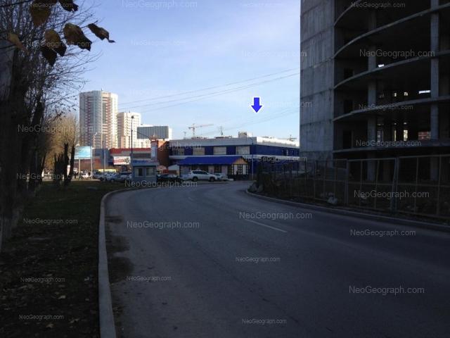 Адрес(а) на фотографии: улица 8 Марта, 185, 185/5, Екатеринбург