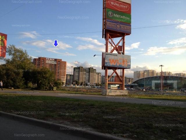 Адрес(а) на фотографии: улица Академика Шварца, 17, 18 к1, 20 к2, Екатеринбург
