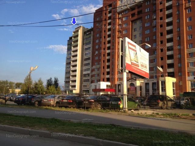 Адрес(а) на фотографии: улица Академика Шварца, 20 к1, 20 к2, Екатеринбург