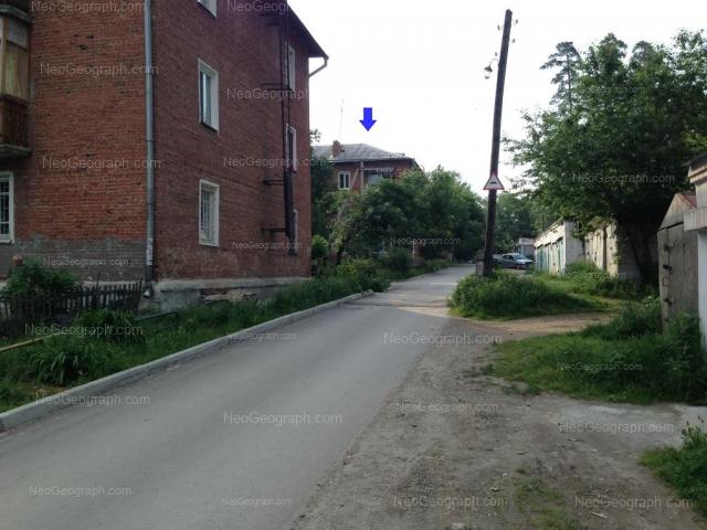 Адрес(а) на фотографии: Кировградская улица, 65А, 69А, Екатеринбург