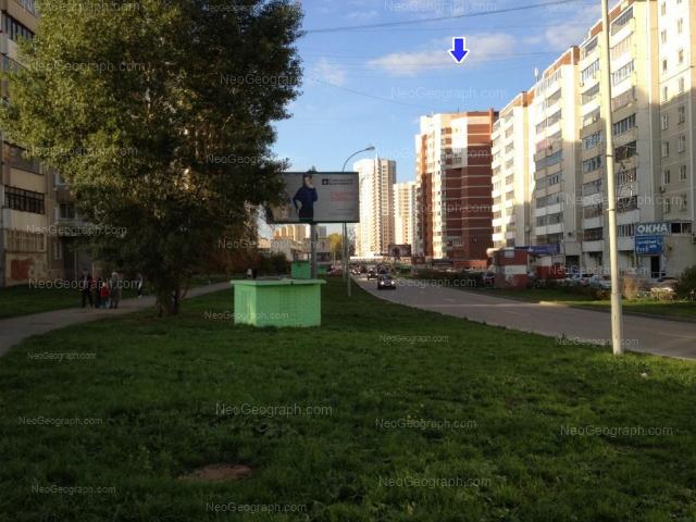 Адрес(а) на фотографии: улица Академика Шварца, 4, Екатеринбург