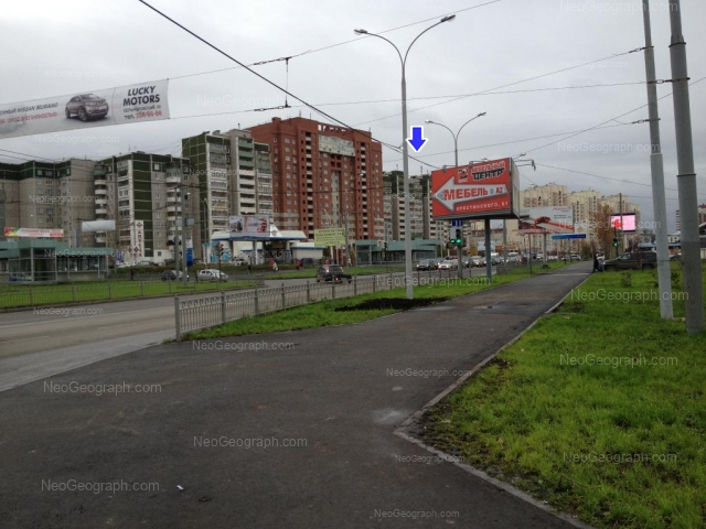 Адрес(а) на фотографии: улица Академика Шварца, 14, 18 к1, 20 к1, 20 к2, Екатеринбург