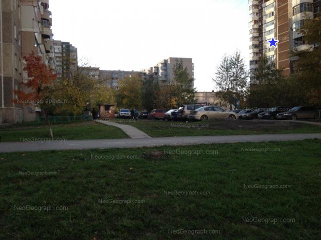 Адрес(а) на фотографии: улица Академика Шварца, 2 к2, Екатеринбург