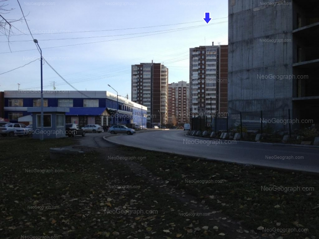 Адрес(а) на фотографии: улица Академика Шварца, 2 к1, 2 к2, Екатеринбург