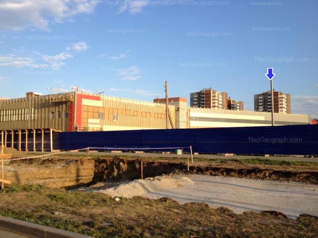 Адрес(а) на фотографии: улица Академика Шварца, 1, 2 к1, 2 к2, Екатеринбург
