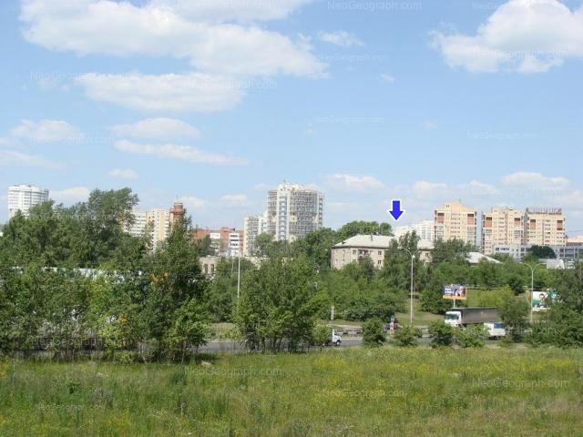 Address(es) on photo: Belinskogo street, 177, 183, 256, 258, Yekaterinburg