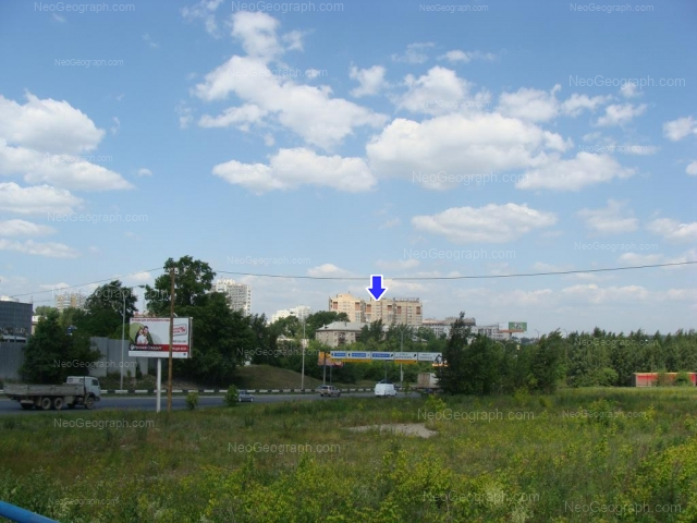 Address(es) on photo: Belinskogo street, 258, Yekaterinburg