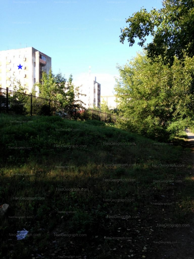 Address(es) on photo: Taganskaya street, 24 к2, Yekaterinburg