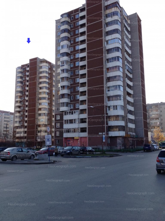 Адрес(а) на фотографии: улица Академика Шварца, 2 к2, 2 к3, Екатеринбург
