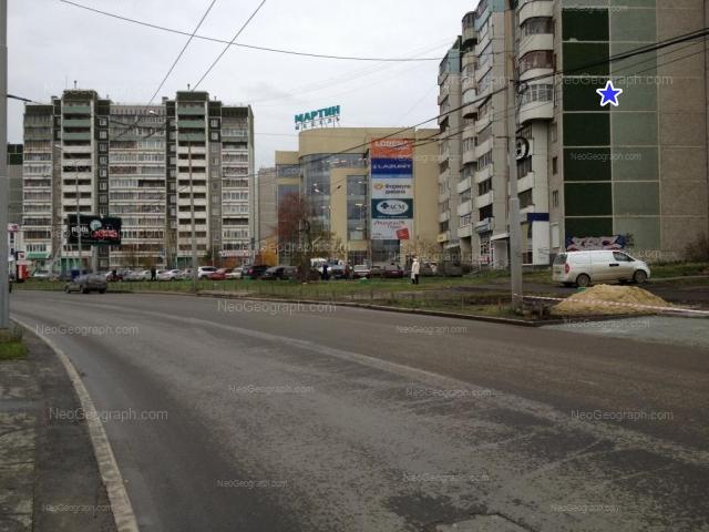 Адрес(а) на фотографии: улица Крестинского, 59 к1, 63, 63А, Екатеринбург