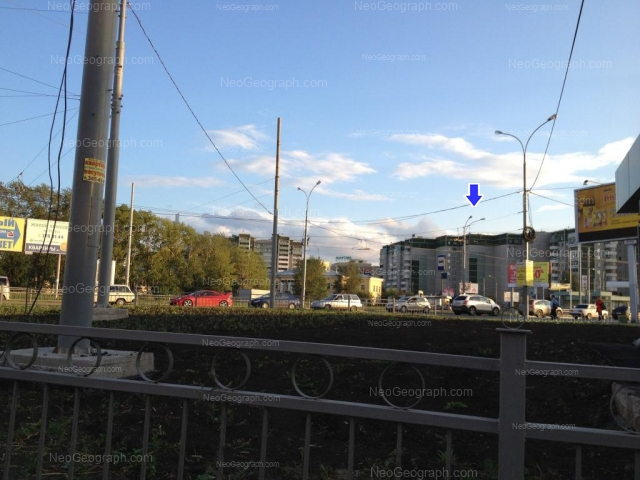 Адрес(а) на фотографии: улица Крестинского, 59 к1, 63, Екатеринбург