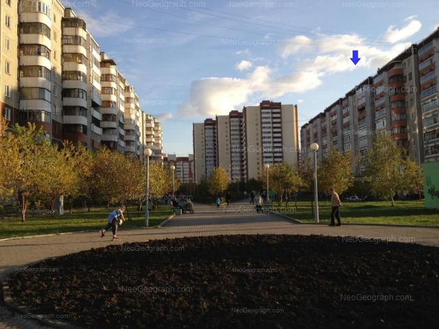 Address(es) on photo: Akademika Shvartsa street, 10 к3, 12 к1, Yekaterinburg